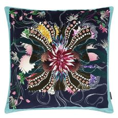 Christian Lacroix cushion Ocean Blooms Ruisseau