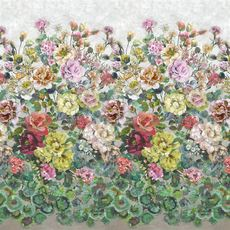 Designers Guild wallpaper Grandiflora Rose Dusk
