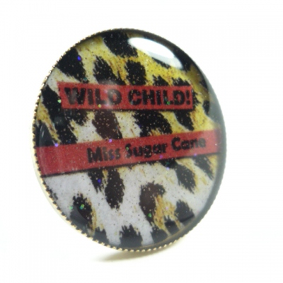 Miss Sugar Cane ring Wild Child