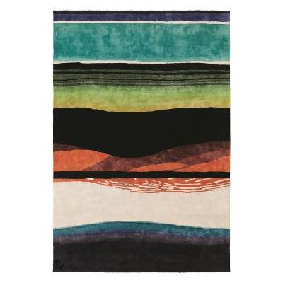 Christian Lacroix rug Tempera large