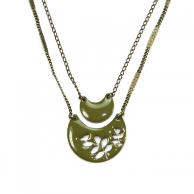 Lina Poum necklace See Me olive
