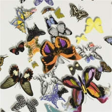 Christian Lacroix Wallpaper Butterfly Parade Multicolore