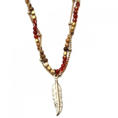 Room Service collier Nerine Bordeaux