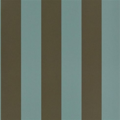 Designers Guild Spalding stripe wallpaper