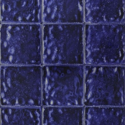 Designers Guild Aquarelle Cobalt wallpaper