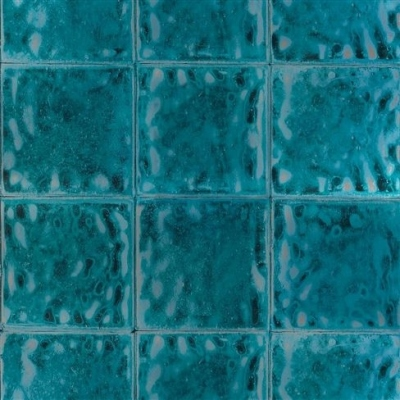 Designers Guild Aquarelle Turquoise wallpaper
