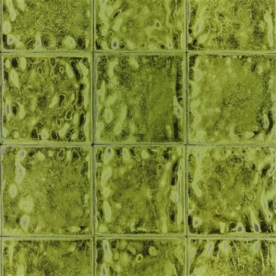 Designers Guild Aquarelle Peridot wallpaper
