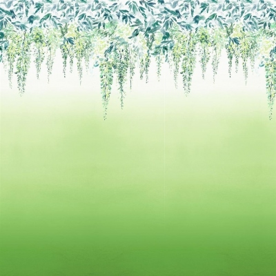 Designers Guild Summer Palace Grass wallpaper