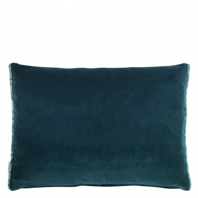 Designers Guild cushion Cassia Kingfisher