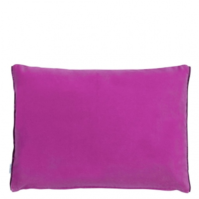 Designers Guild cushion Cassia Magenta