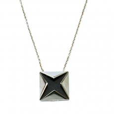 Judith Benita necklace Cise Noir