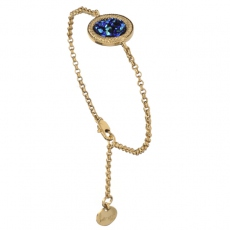 Julie Sion bracelet Stone blue night