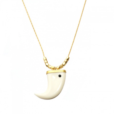 Theodora Gabrielli necklace Moonlight S doré