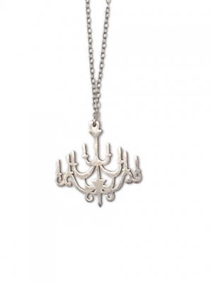Eva Gozlan necklace Le Chandelier