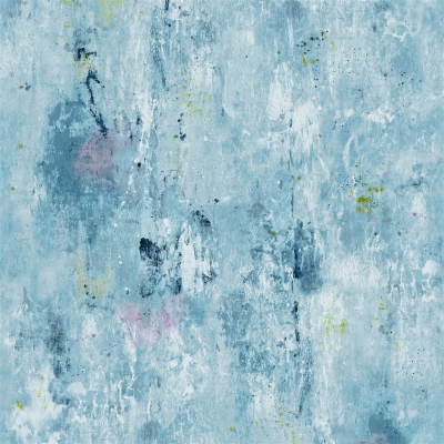 Designers Guild Corneille Slate Blue wallpaper