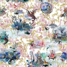 Christian Lacroix Wallpaper Reveries tomette