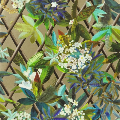 Christian Lacroix Wallpaper Canopy or