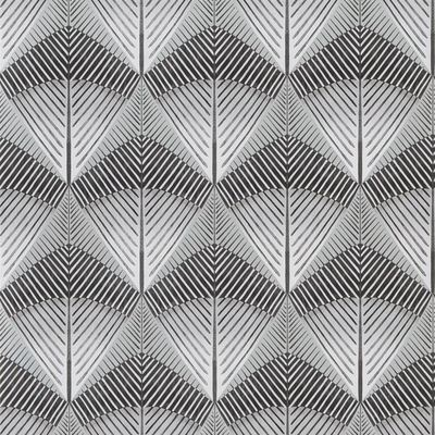 Designers Guild wallpaper Veren Charcoal