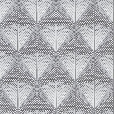 Designers Guild wallpaper Veren Graphite