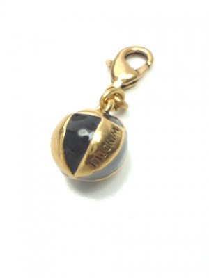 Pilgrim charm gold ball