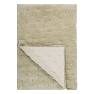 Designers Guild Quilt Sevanti Dove Large