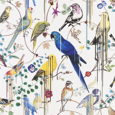 Christian Lacroix Wallpaper Birds Sinfonia Perce Neige