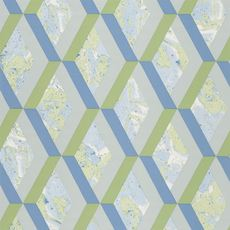 Designers Guild wallpaper Jourdain Cobalt