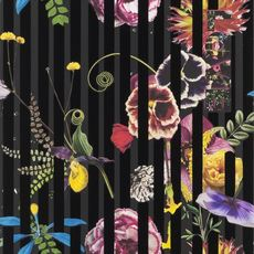 Christian Lacroix Wallpaper Babylonia Nights Soft Crepuscule