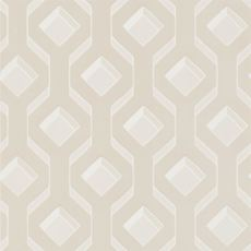 Designers Guild wallpaper Chareau Ivory