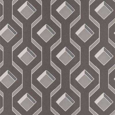 Designers Guild wallpaper Chareau Zinc