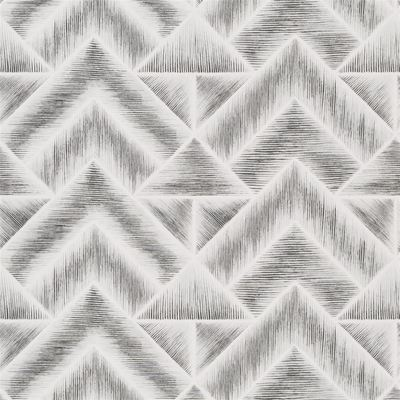 Designers Guild wallpaper Mandora Graphite