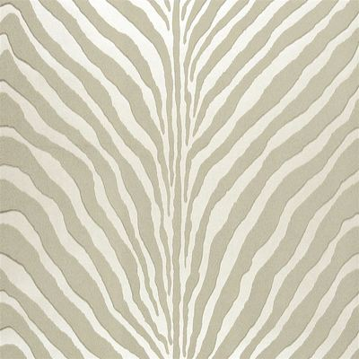 Ralph Lauren Bartlett Zebra Pearl Grey wallpaper