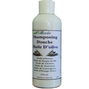 Shampooing douche Huile d'olive