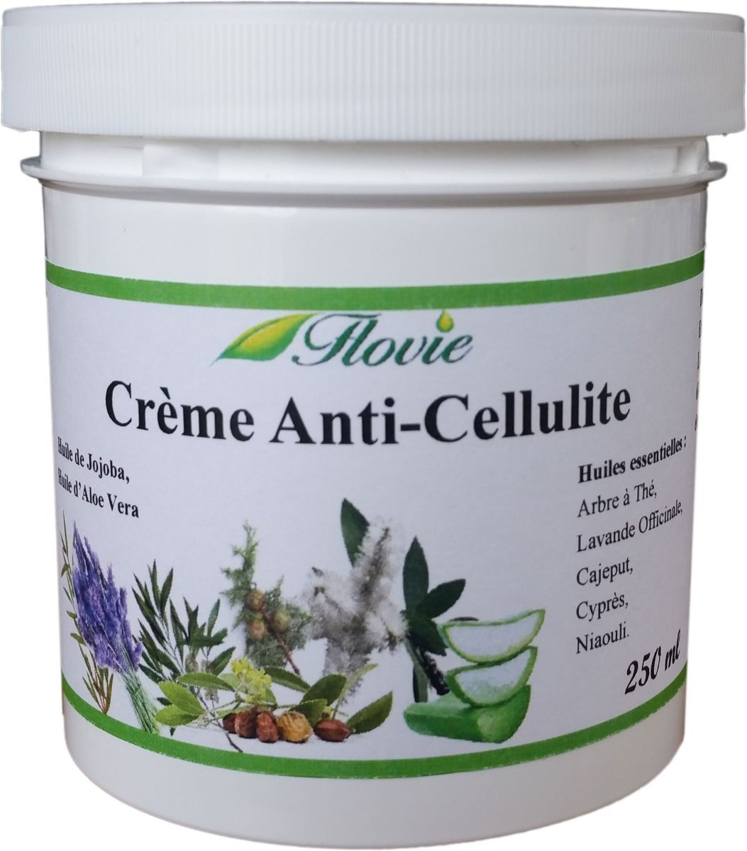 Creme anti cellulite Flovie