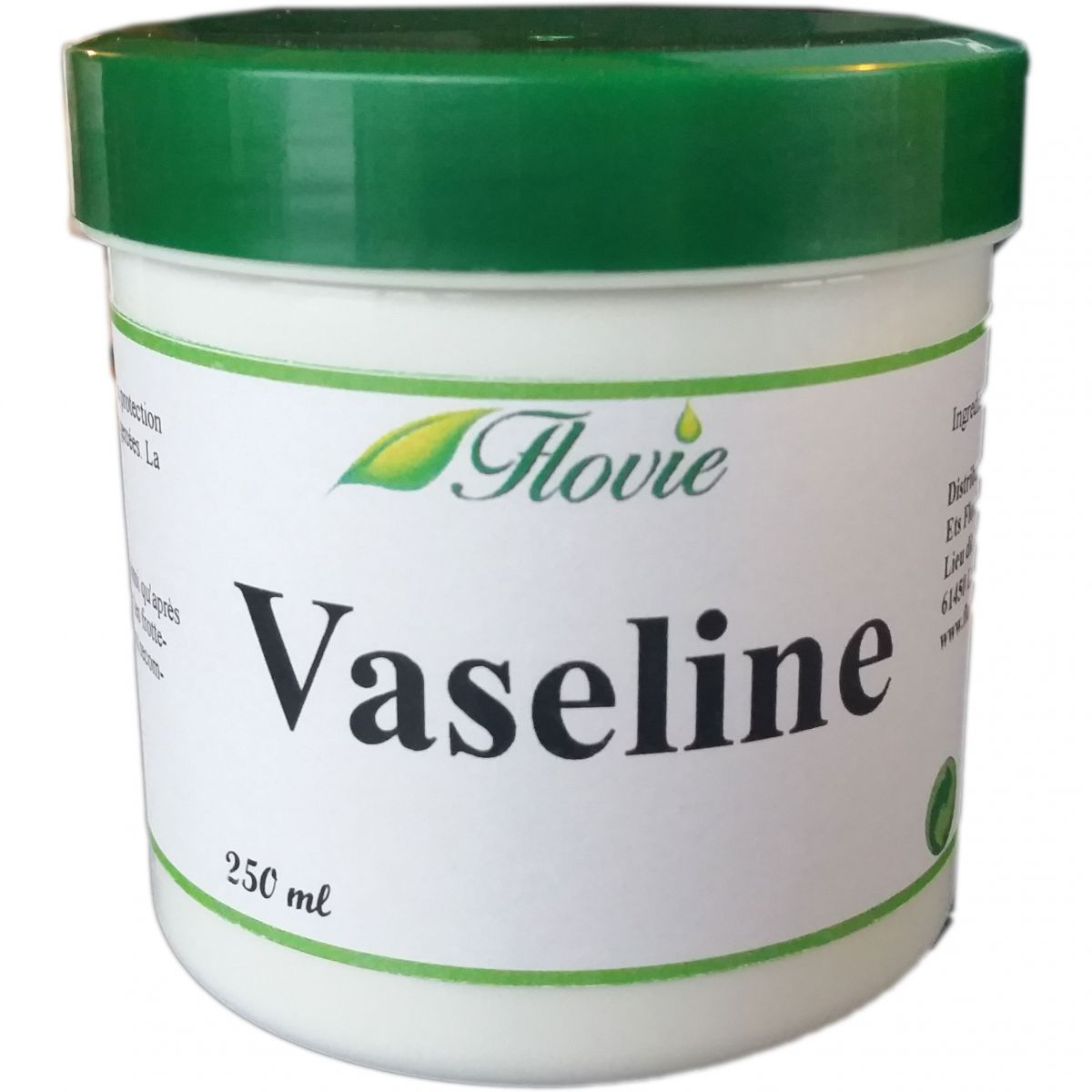 Pot de vaseline Flovie