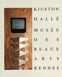 Hallé Kiuston Baroque, voyages imaginaires, supports de confusion - ISBN 2901430236.