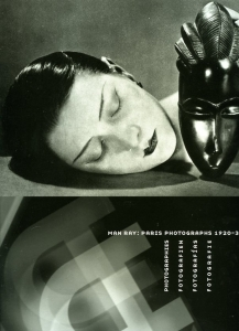 Man Ray Paris potographs 1920-34 - ISBN 0929445074 .