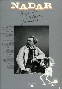 Nadar Photographe caricaturiste journaliste - ISBN 2864180502.