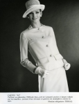 Anonyme Carven 42 collection année 1966.