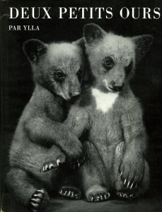 Ylla Deux petits ours.