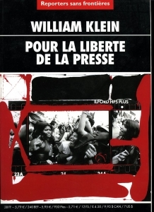 Klein William Reporters sans frontières (RSF 2001) - ISBN 2908830655.