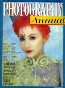 Photography annual 1985.