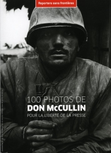 McCullin Donald Reporters sans frontières (RSF 2009) - ISBN 2915536783.
