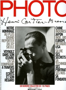 Cartier-Bresson Henri Photo numéro Hommage - ISSN 03998568.