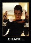 Lagerfeld Karl Chanel collection automne hiver 1990 - 1991.
