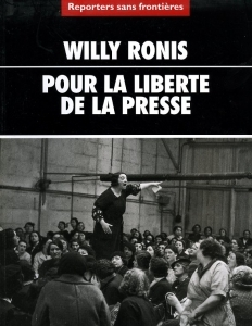 Ronis Willy Reporters sans frontières (RSF 2001) - ISBN 2908830604.