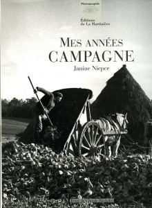 Niepce Janine Mes années campagne - ISBN 2732420999.