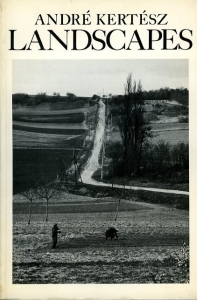 Kertesz André Landscapes - ISBN 0831754168.