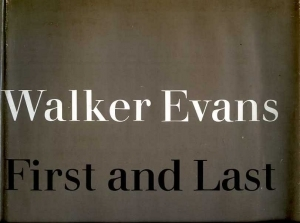 Evans Walker First and last - ISBN 436149400.