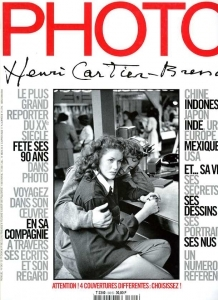 Cartier-Bresson Henri Photo n° 349 - ISSN 02488035.